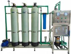 Dây chuyền sản xuất nước đóng chai 500L/H