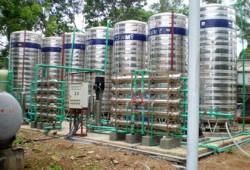 Dây chuyền sản xuất nước đóng chai 10.000L/H
