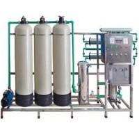 Dây chuyền sản xuất nước đóng chai 750L/H