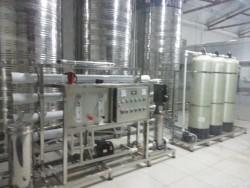 Dây chuyền sản xuất nước đóng chai 6000L/H