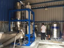 Máy sản xuất đá viên 10 tấn/ ngày