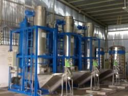 Máy sản xuất đá viên 20 tấn/ ngày