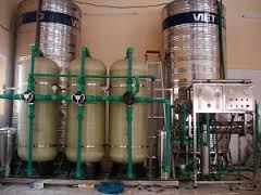 Dây chuyền sản xuất nước đóng chai 4.500L/H