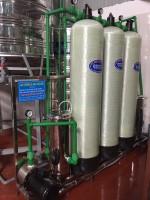 Dây chuyền sản xuất nước đóng chai 1500L/H