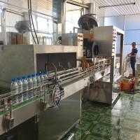 Máy chiết rót nước đóng chai tự động