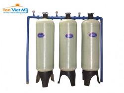 Xử lý nước nhiễm tạp chất, nước đục